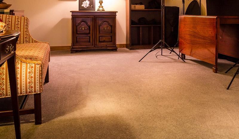 after carpet care