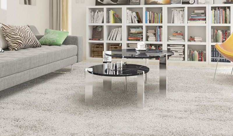 clean carpet - residential