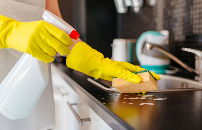 residential cleaning Sonoma