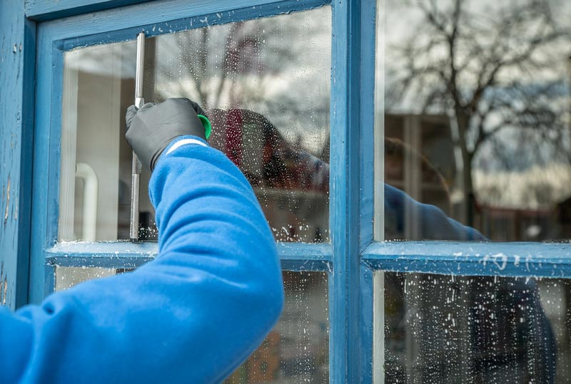 California Steam Clean window cleaning service