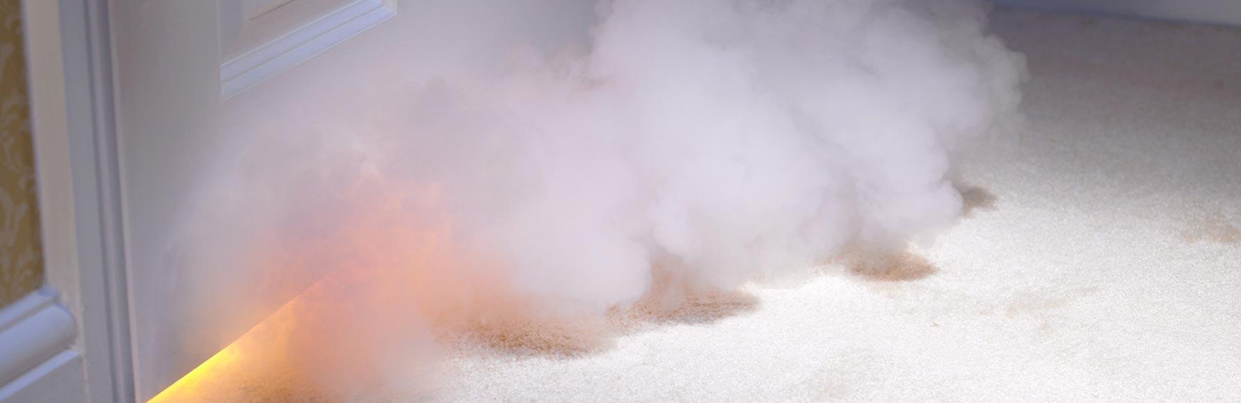 Smoke and Odor Removal