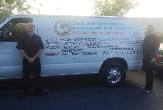 California Steam Clean Employees