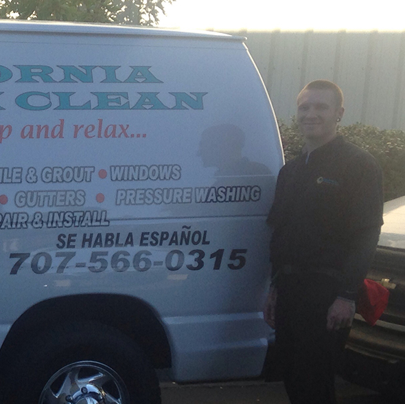 California Steam Clean Employee