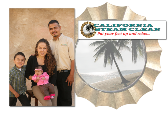 California Steam Clean Family Owned and Operated